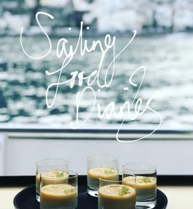 Sailing Food Diaries